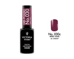 GEL POLISH COLOR NO. 030 BERRY WINE